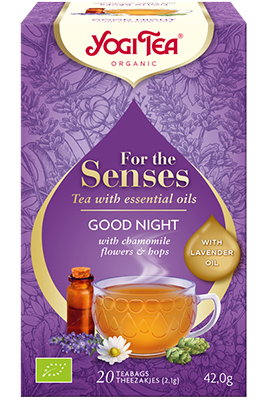 YOGI TEA® For the Senses