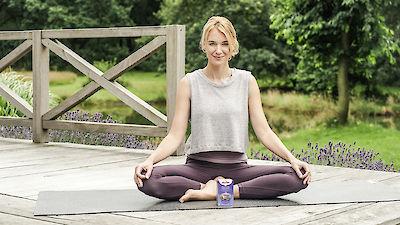 Exercice de yoga pour l'harmonie intérieure