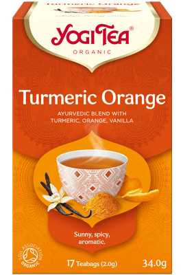 Turmeric Orange