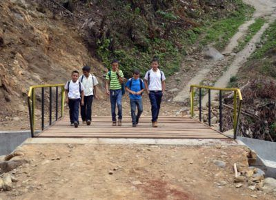 Bridging Communities in Honduras