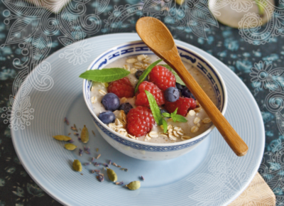 Overnight Oats equilibranti