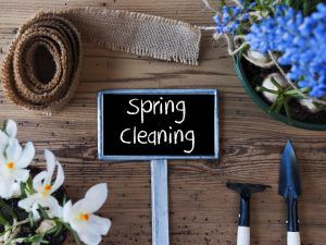 Spring cleaning… without stress!