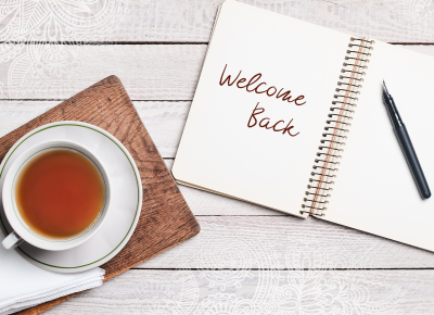 September is here… how to enjoy being back to work