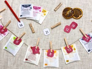 YOGI TEA® DIY Adventskalender